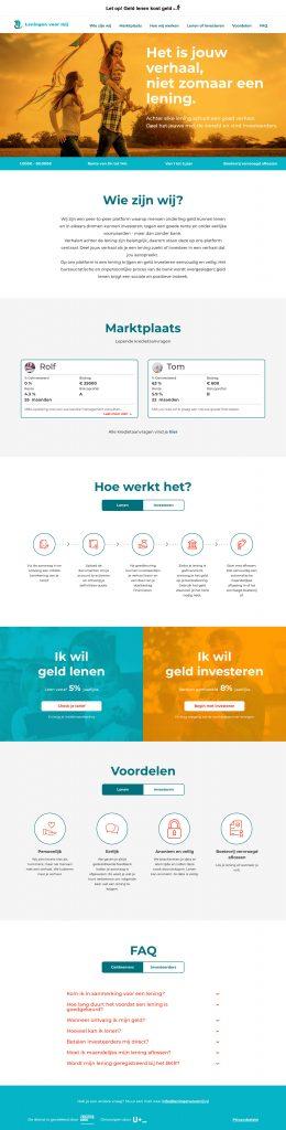Leningenvoormij – Loan in Netherland