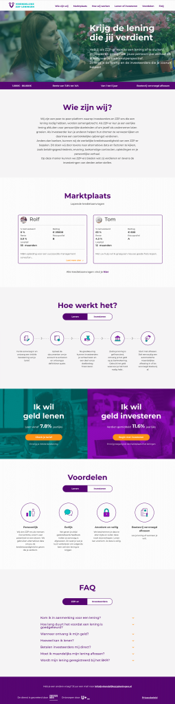 Vriendelijkezzpleningen – Loan – Netherland