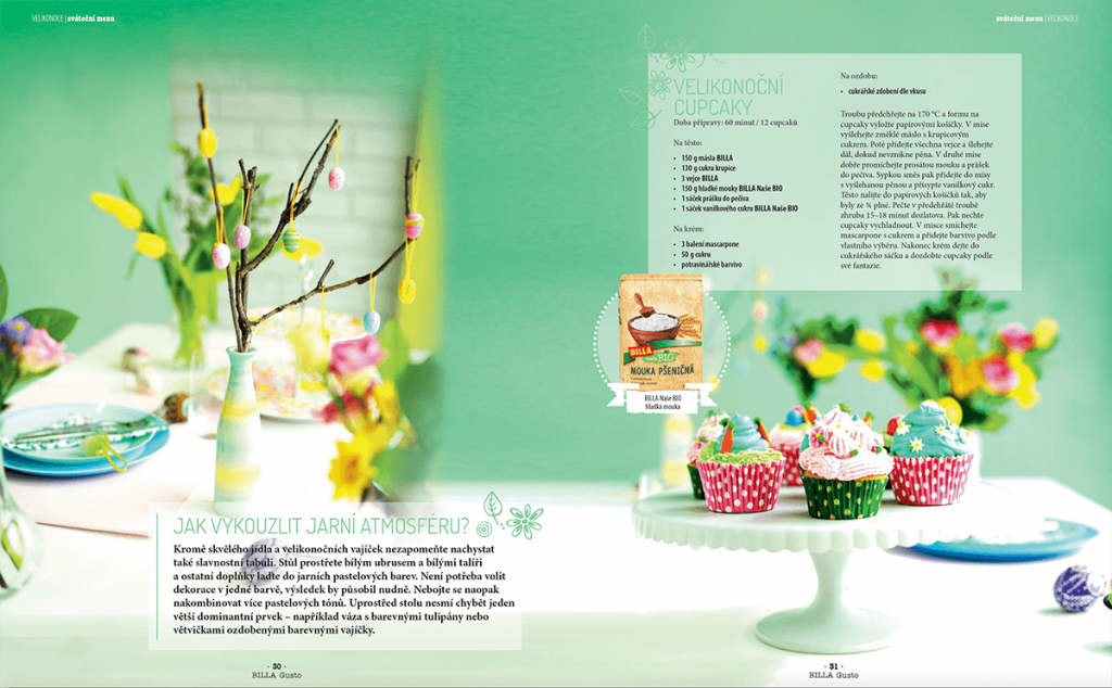 Billa Magazine