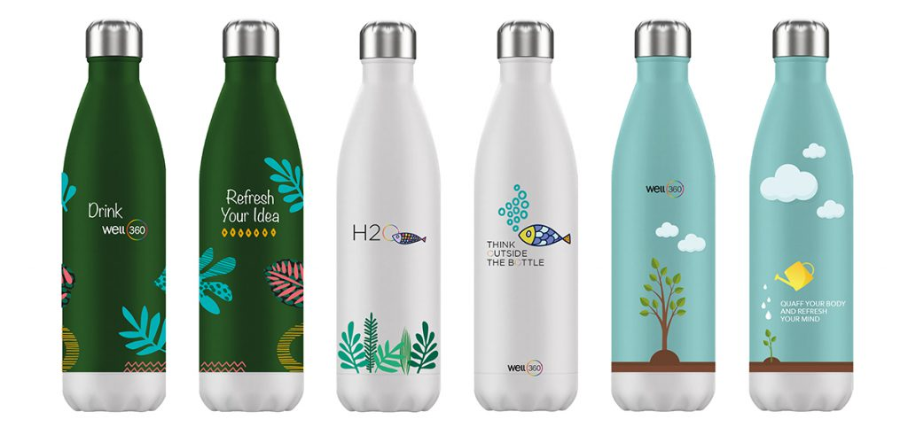 Bottle Design Well360